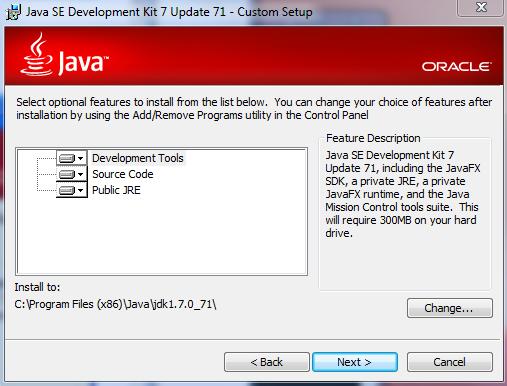 download java 7 update 71