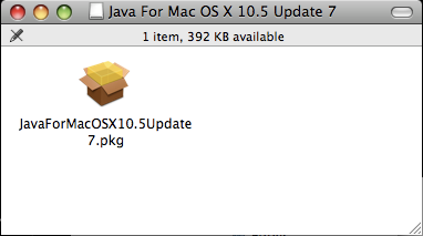 Jdk For Mac Os X