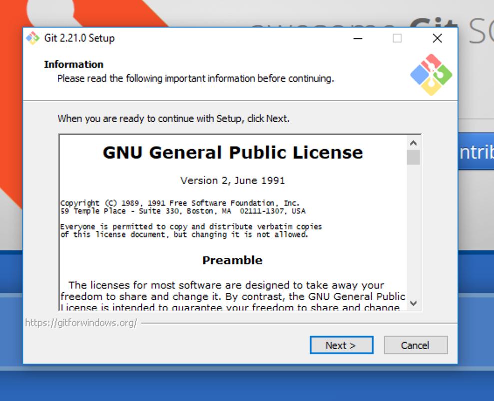 Windows - Git Atom Tutorial