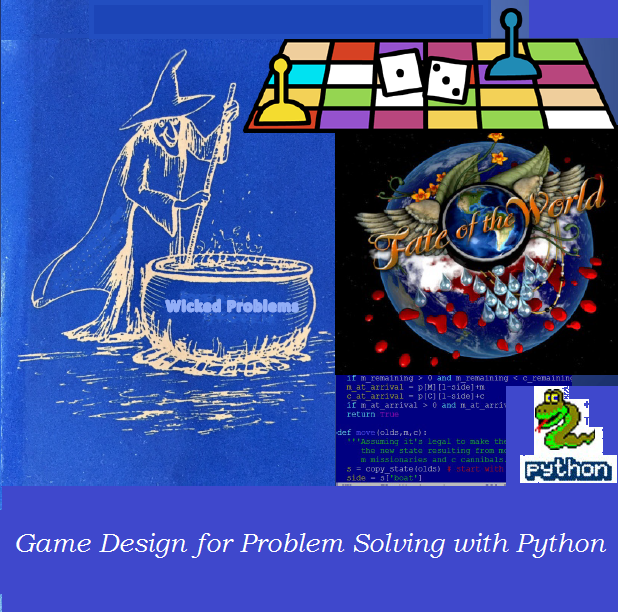 EFS 2017 -- CSE190C: Game Design for Problem Solving with Python