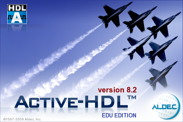 Aldec Active HDL 8 2 Update 3-adds