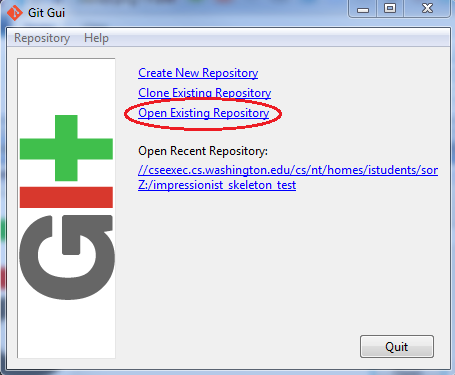 CSE 457 git tutorial