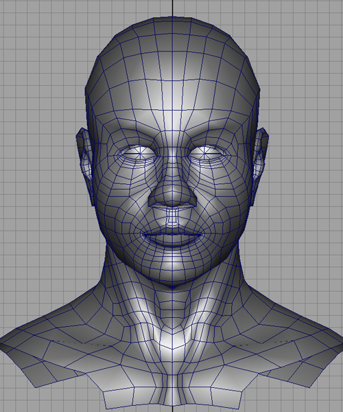 how to turn quads faces into triangle faces in maya