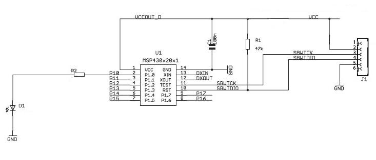 MSP EZ430U DESCARGAR CONTROLADOR