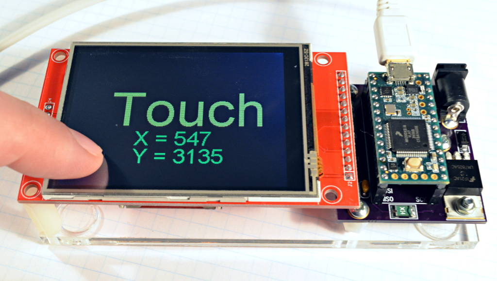 CSE/EE 474 Lab 3: Using the LCD